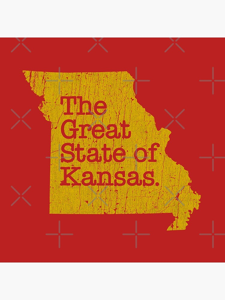 The Great State of Kansas by jacobcdietz