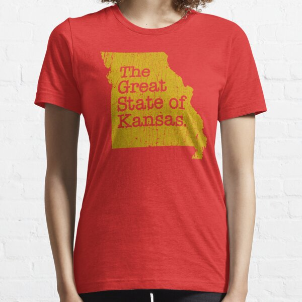 The Great State of Kansas Essential T-Shirt