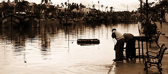 Old Hoi An Town - Viet Nam by Jordan Miscamble