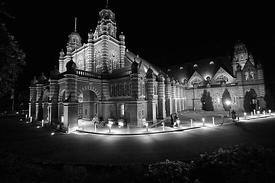 The Old Brisbane Museum. Queensland, Australia by Ralph de Zilva