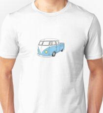 Dual Cab Kombi Ute Unisex T-Shirt