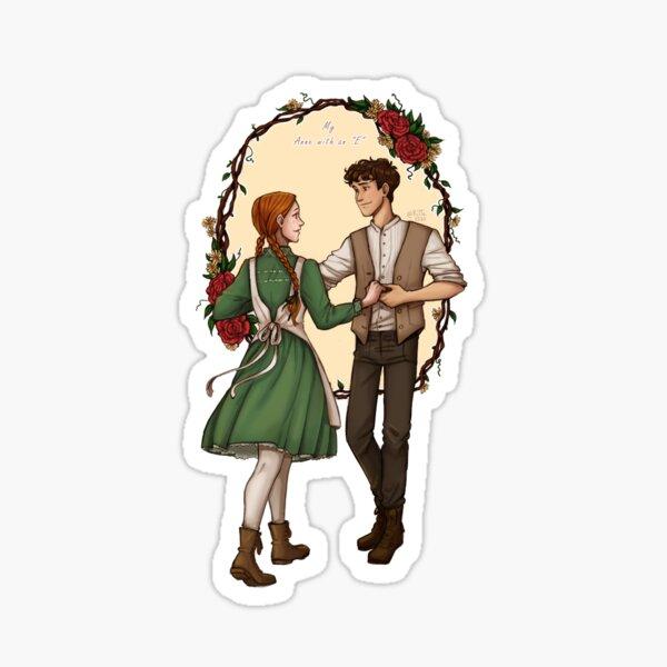 my anne Sticker