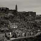 Sassi Evening, Matera, Basilicata, Italy by Andrew Jones