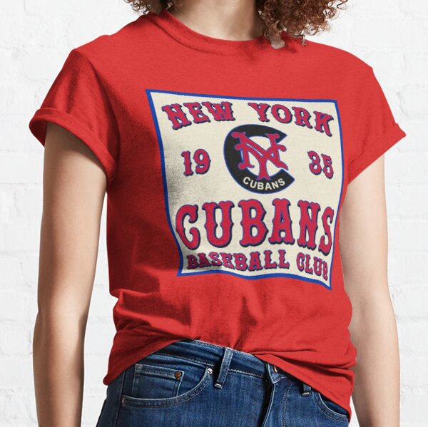 New York Cubans - Negro Baseball Team Classic T-Shirt