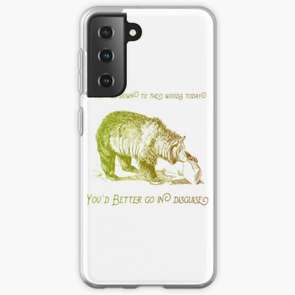 Grizzly Hollow - Color Samsung Galaxy Soft Case