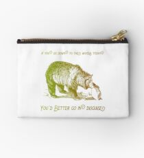 Grizzly Hollow - Color Studio Pouch