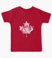 Canada Established 1867 Anniversary 150 Years Kids Tee