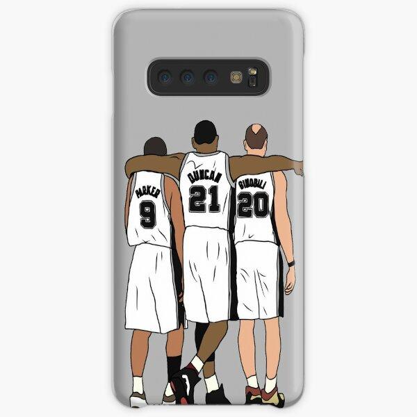Tony, Tim & Manu Samsung Galaxy Snap Case