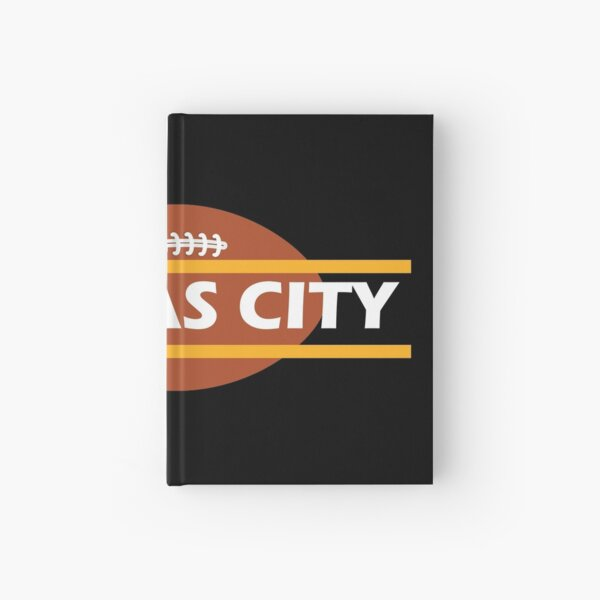 2020 Kansas City Cool Football KC Vintage Kc football fan Hardcover Journal