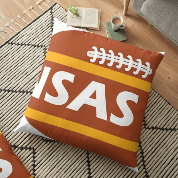 2020 Kansas City Cool Football KC Vintage Kc football fan Floor Pillow