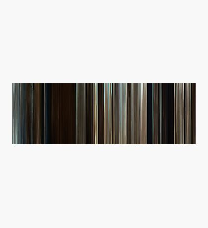 Moviebarcode: Where the Wild Things Are (2009) Photographic Print