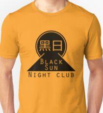 Black Sun Night Club Unisex T-Shirt