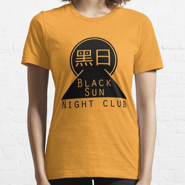 Black Sun Night Club Essential T-Shirt