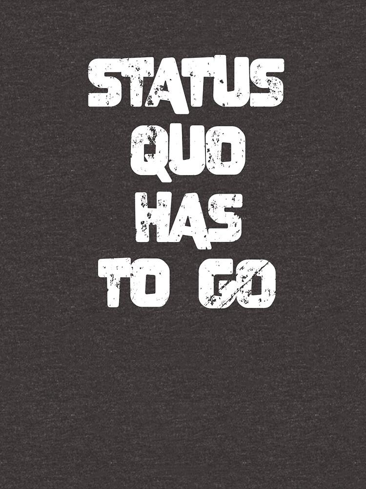 Status Quo muss gehen von Richard529