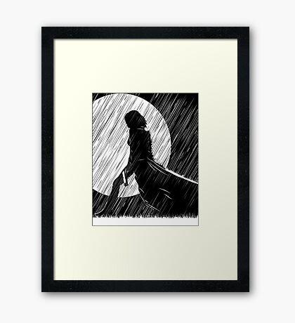 Death dealer Framed Print