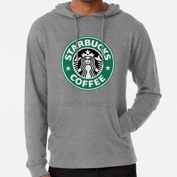 Starbucks coffee Logo  Lightweight Hoodie