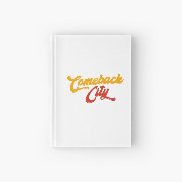 Kansas City - Comeback City Hardcover Journal