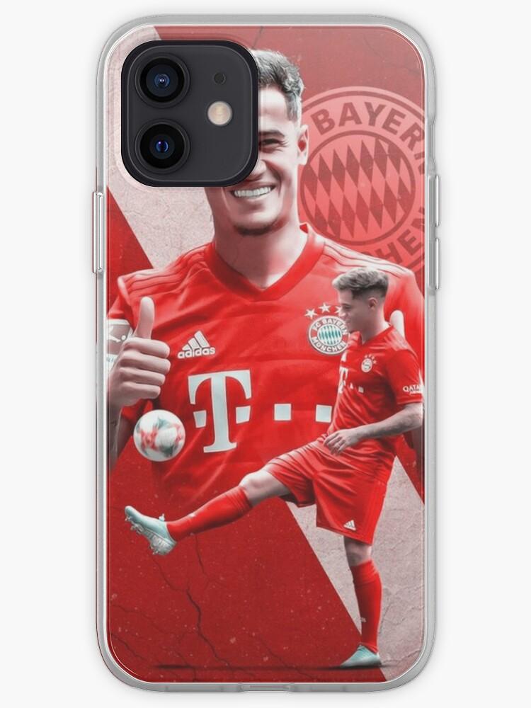 Fond d'écran Coutinho Art   Coque iPhone