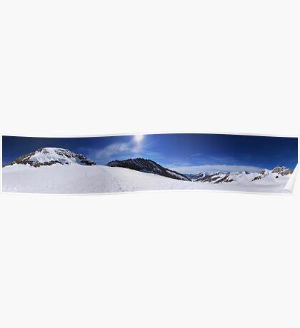 Bernese Panorama Poster