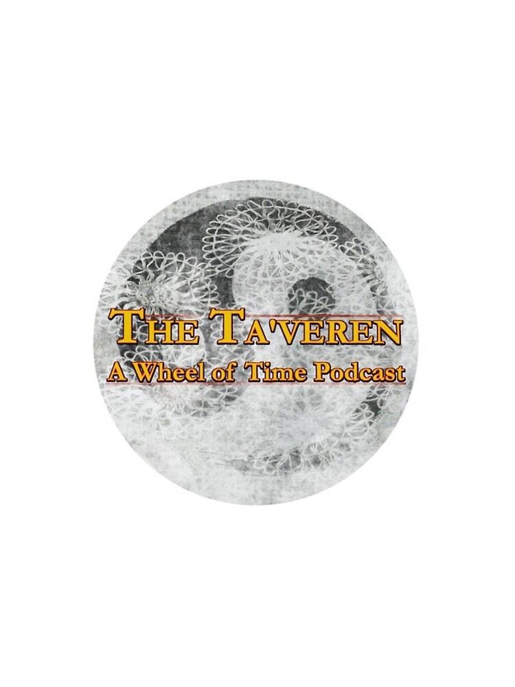 Ta'veren Podcast Logo by TaverenPod
