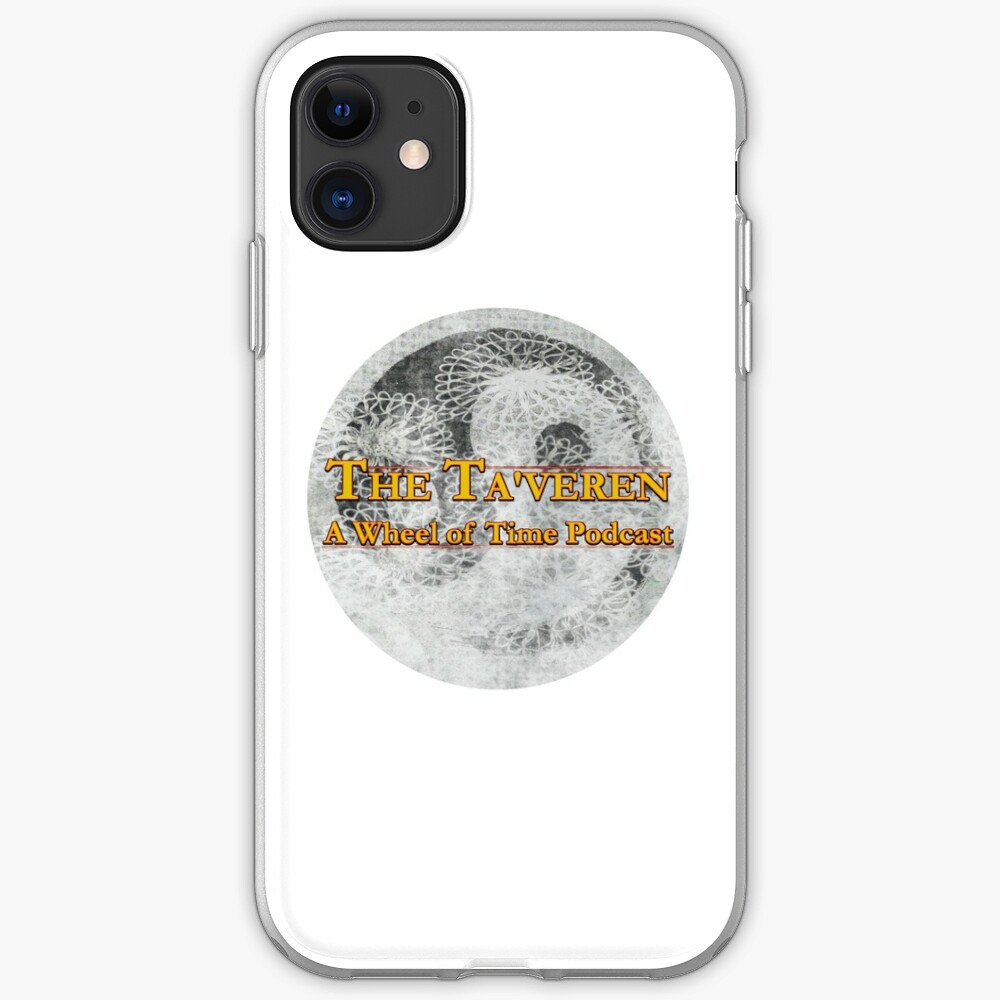 Ta'veren Podcast Logo iPhone Case & Cover