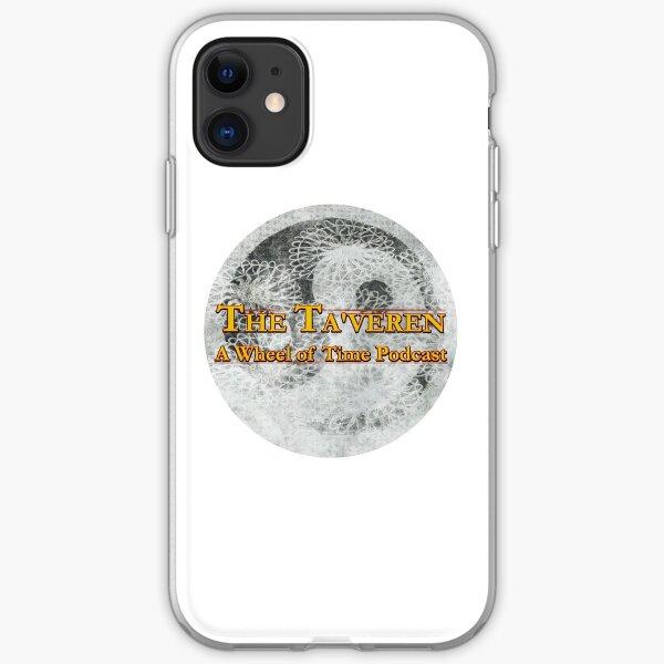 Ta'veren Podcast Logo iPhone Soft Case