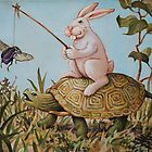 Tortoise and the Hare by HDPotwin