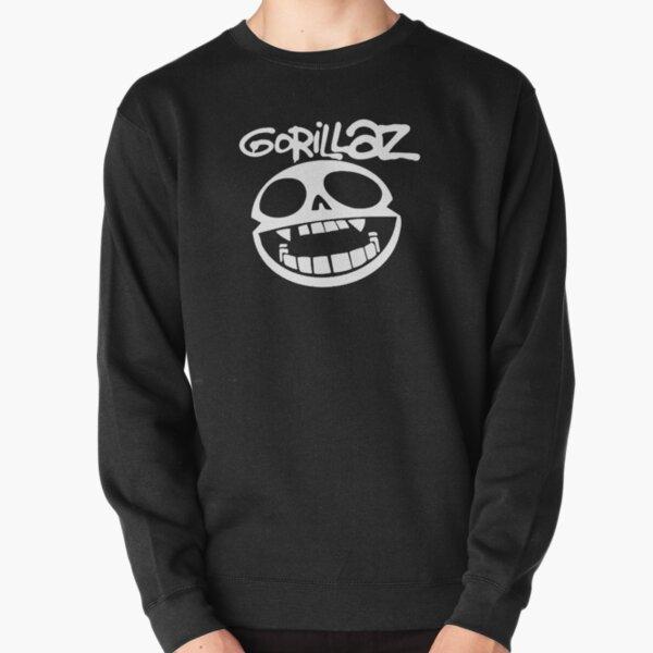 Herren Gorillaz DIY Baumwolle Kurzarm T-Shirt Pullover