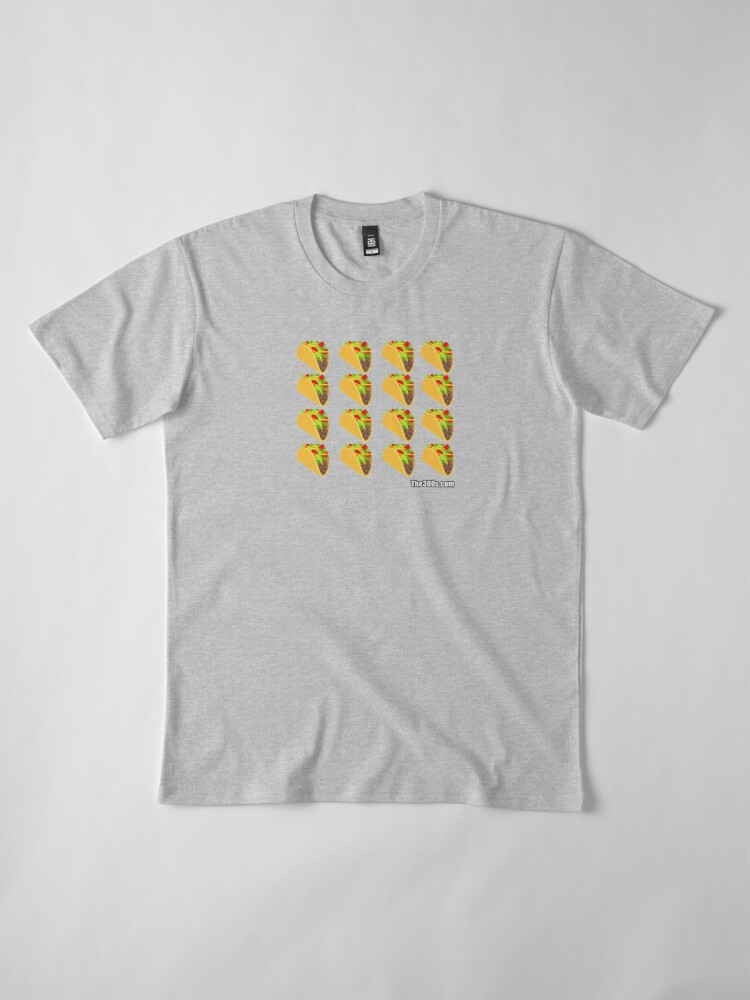 Alternate view of Tacko Tuesday Premium T-Shirt