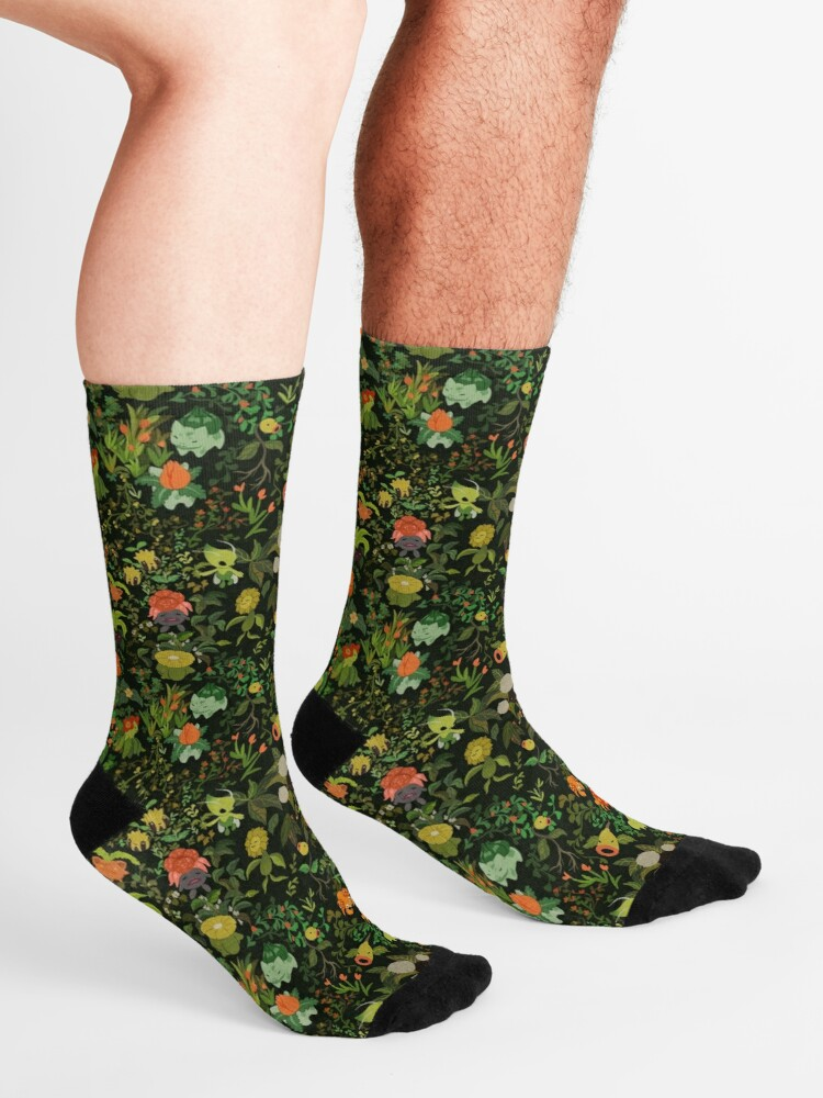 Alternate view of Forest Creatures Socks