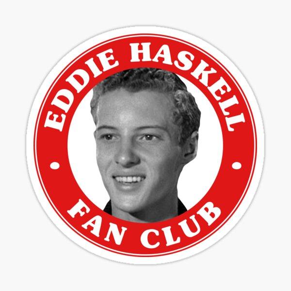Eddie Haskell Fan Club Sticker