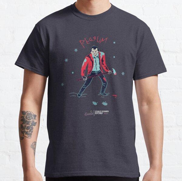 Redrum, El Resplandor minimalista Camiseta clásica