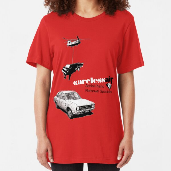 Careless Air Slim Fit T-Shirt