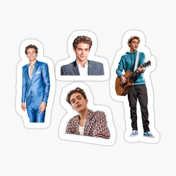 Joshua Bassett Stickers Sticker
