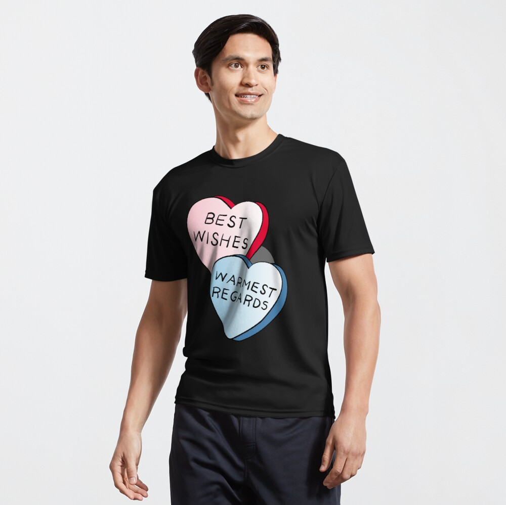 Schitts Creek Hearts T-shirt, Schitts Creek gifts