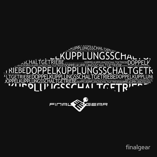 TShirtGifter presents: Doppelkupplungsgetriebe