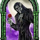 The Vampire and the rose by ChaostheRed