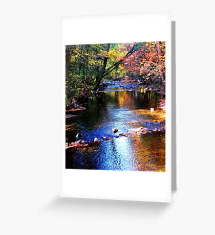 Caledonia in Autumn Greeting Card