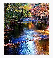 Caledonia in Autumn Photographic Print