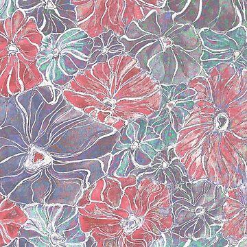 Dazed Floral by sambambina