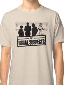 The Usual Suspects Classic T-Shirt