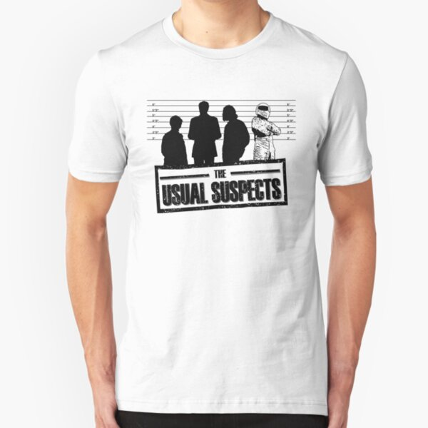 The Usual Suspects Slim Fit T-Shirt