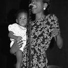 Audrey Shakir and Daughter by Ed Silvera