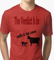 The Verdict on Milk Tri-blend T-Shirt