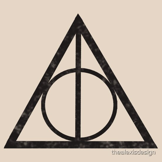 TShirtGifter presents: Deathly Hallows