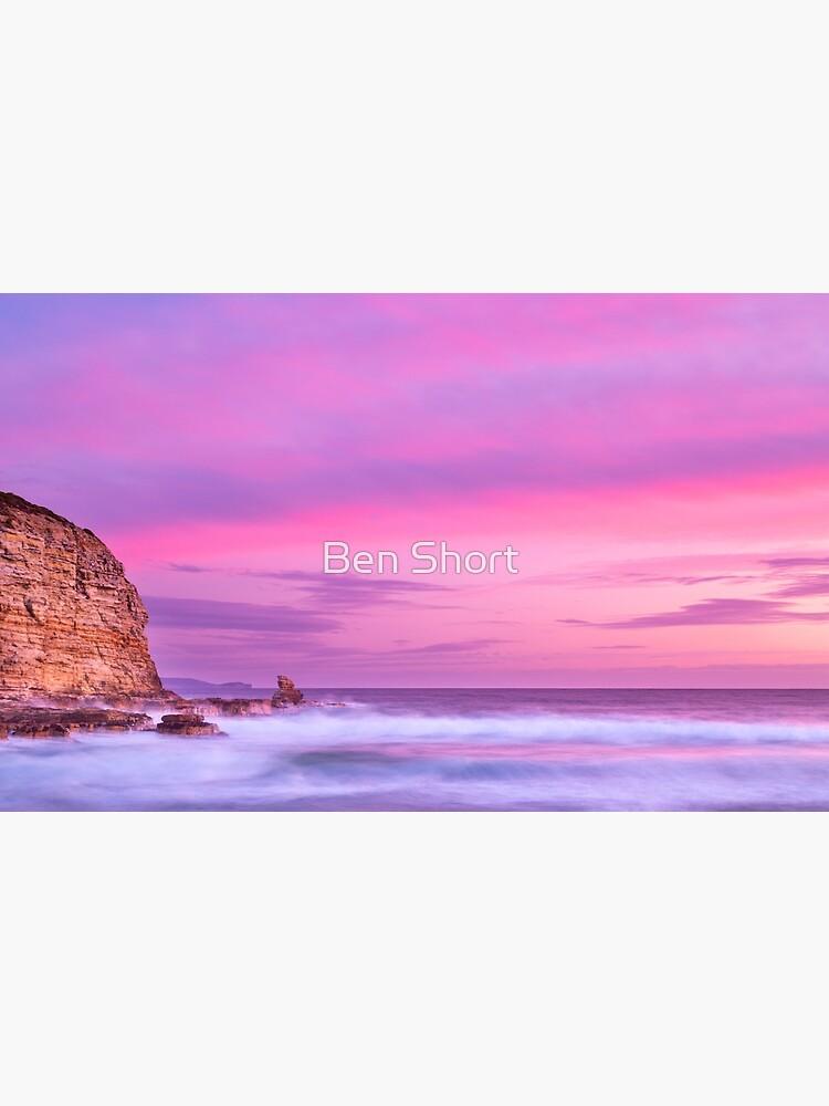 Cape Deslacs Sunset by bcshort