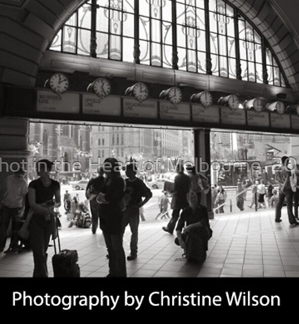 Photography by Christine Wilson by Shot in the Heart of Melbourne, 2012