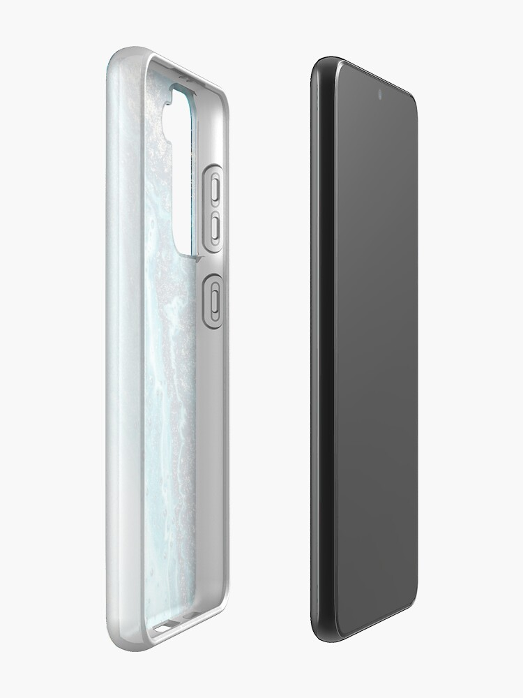 Alternate view of Beautiful Marble Case & Skin for Samsung Galaxy