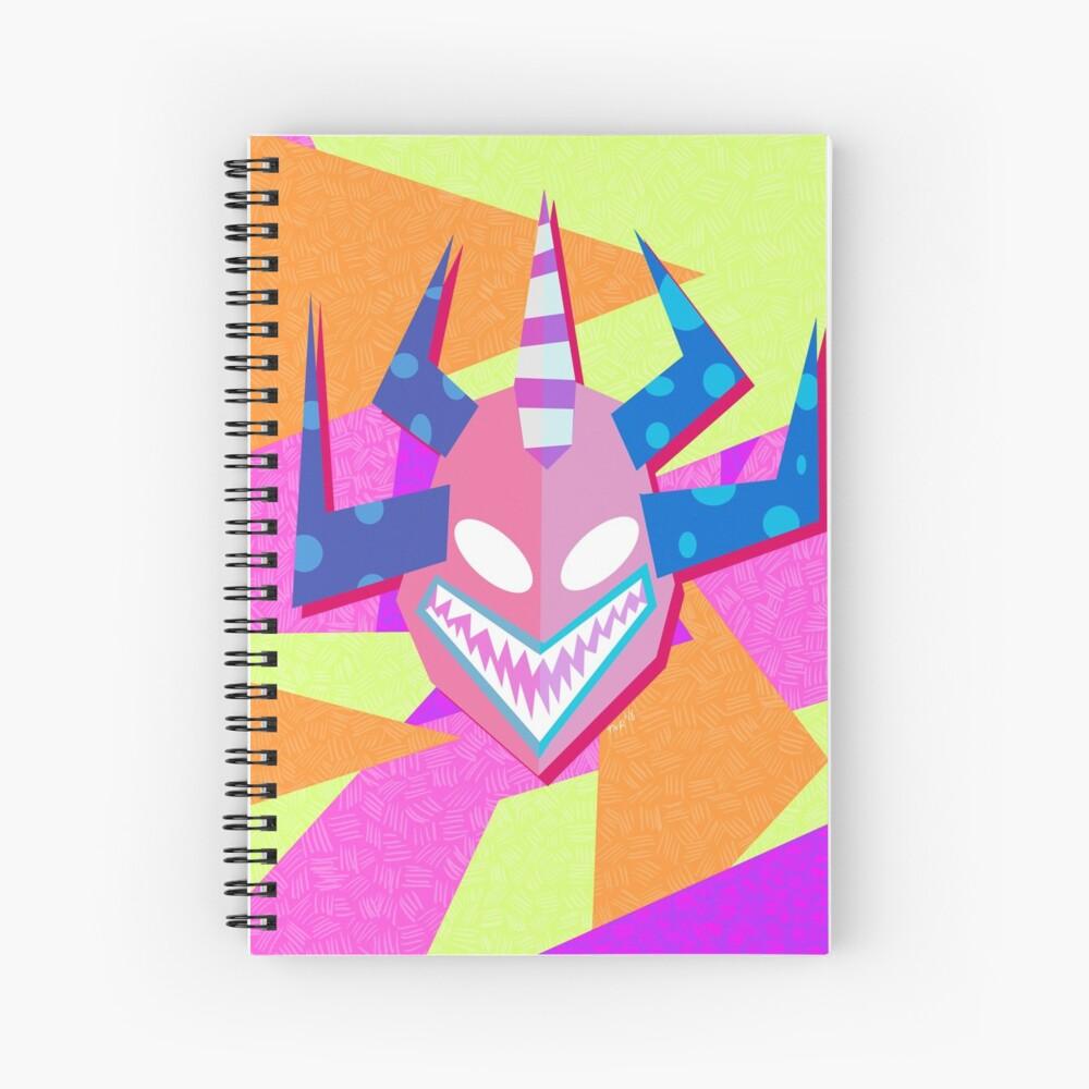 Careta Spiral Notebook
