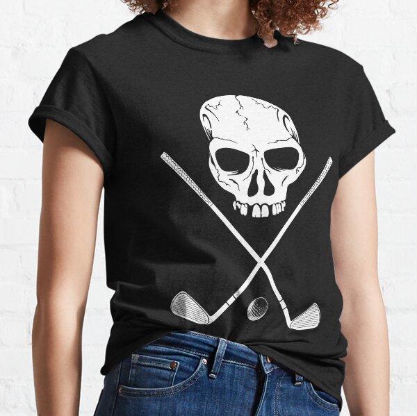 Bad Ass Golfer (Wedges) Classic T-Shirt